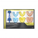 Multi-use impression pads -...